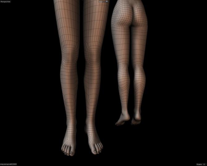 female_legs